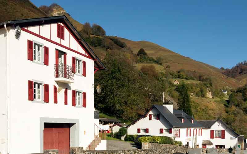 Gîtes Sainte-Engrâce Pays Basque