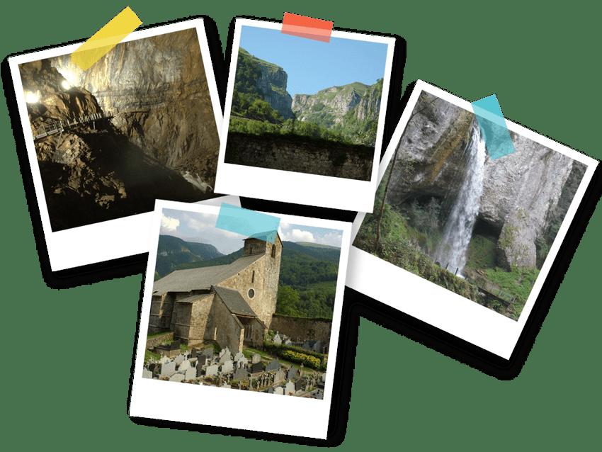 Gîtes Sainte Engrace - 64 Pyrénées Atlantique